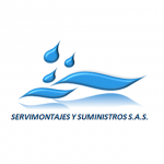 Logo Servimontajes y suministros